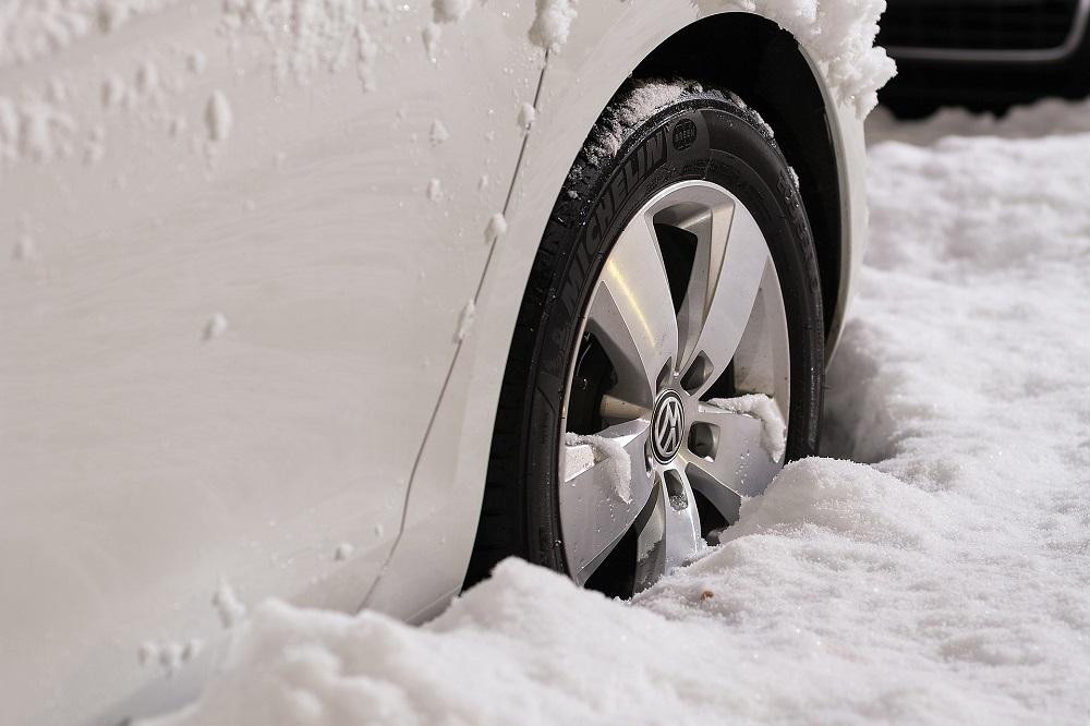 Vhodné hliníkové kolesá môžete bez obáv použiť aj v zime.
