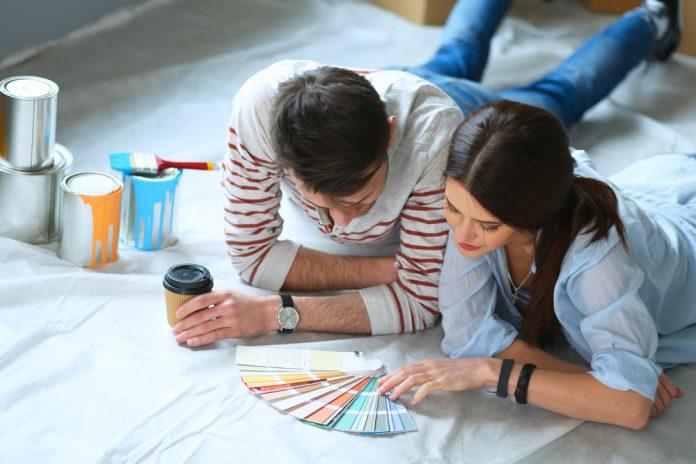 Kde nájdete rozsiahlu ponuku farieb na steny?