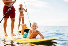 Vyskúšali ste už paddleboarding?
